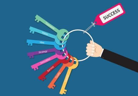 The key success factors for co-development groups within a company
